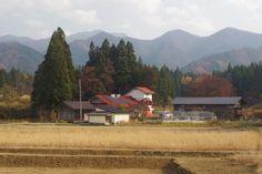 秋田県 仙北平野