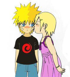 - I love you naruto - I-Ino-chan!