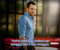 Jeff winger(Joel McHale) #community #swagger