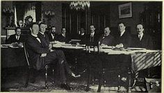 Constitution of the Irish Free State - Meeting at the Shelbourne Hotel, Dublin 1922