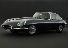 The Classic E-Type Jaguar