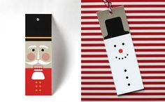 Holiday Gift Tags - Print them out!