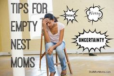 """8 Tips for Empty Nest Moms - DialMforMoms.com I remember it like it was yesterday that sickening feeling that I was no longer a mom (I was, but I wasn't). That was when I realized that I was experiencing """"Empty Nest Syndrome."""" Once I learned how to deal with it, I came away with a better understanding of who I was. You can to. Learn how you can overcome ENS with ease and grace... #parenting #emptynest #kids #dialmformoms https://dialmformoms.com/empty-nest-syndrome/"""