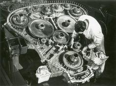 Napier Deltic engine construction