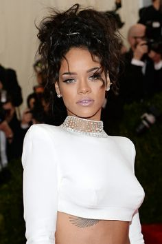 The Beauty Looks You Absolutely Can't Miss from the 2014 Met Gala Red Carpet
