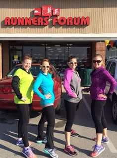 #runnersforum #runhappy #brooksrunning love this test run with my #crazyrunnergirlz :)