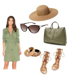 """Safari"" by explorer-14087803545 on Polyvore featuring мода, Sanctuary, Steve Madden, Chloe + Isabel, Gucci и GUESS"