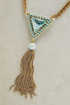 Trinidad Tassel Necklace