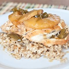 Sweet Treats and More: Crock Pot Hawaiian Chicken