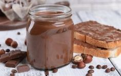 How to Make Homemade Nutella Chocolate Hazelnut, Melting Chocolate, Chocolate Spread, Superfoods, Healthy Snaks, Greek Cooking, Dessert Recipes, Desserts, Greek Recipes