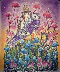 #dagdrömmar #hannakarlzondagdrömmar #hannakarlzon #coloringbook…