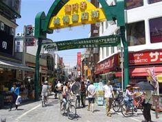 高円寺純情商店街写真画像