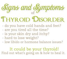 Excellent web-site with many Thyroid gland therapies that the majority of people are choosing. Signs and Symptoms of Thyroid Disorders Thyroid Cure, Thyroid Disease Symptoms, Hypothyroidism Symptoms, Thyroid Issues, Thyroid Hormone, Thyroid Problems, Thyroid Health, Thyroid Gland, Women's Health
