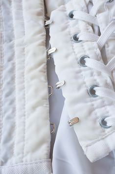 Authentic 'Gossard' vintage firm control lace up OB Girdle - silky noisy nylon and elastane open bottom girdle Strumpfgürtel. Gossard, Girdles, Corsets, Shapewear, 1960s, Lace Up, Etsy, Vintage, Women