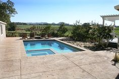 Wine Country Luxury surrounded by vineyards! Outdoor Fire, Outdoor Decor, Chalk Hill, River House, Cool Pools, Rental Property, Wine Country, Ideal Home, Beautiful Homes