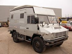 beefy iveco for outdoor fun