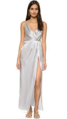 Olcay Gulsen Wrap Dress