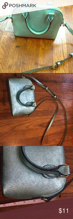 TURQUOISE CROSSBODY PURSE Never used in new condition a.new.day Bags Crossbody Bags