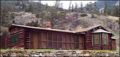 Ranger station Country Living, Ranger, Attraction, Parks, Shed, Houses, Outdoor Structures, Cabin, House Styles