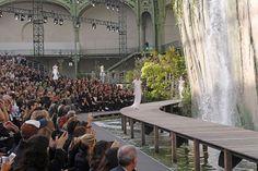 Chanel Paris Fashion Show SS18