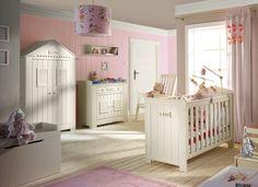 Marsylia Nursery Furniture Set (4 piece)