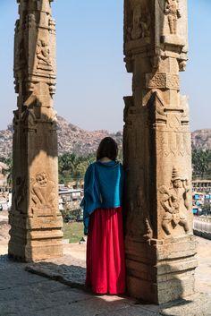 Hampi in Indien, wie im Märchen. Hampi, Bangkok, Indian Architecture, Iran, Pakistan, Motivational, Tips, Inspiration, Indian