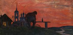 Ilya Glazunov / Илья Глазунов (10 June 1930 - 9 July 2017) was an author of more than 3,000 artworks, he was the founder and rector of his Academy of Painting, Sculpture, and Architecture, and also held the title of People's Artist of the Soviet Union (1980). He was was a laureate of numerous Russian and foreign honors.