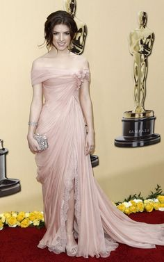 Anna Kendrick at the 2010 Oscars