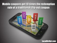 The successs rate of mobile marketing is big when compared with additional standard sorts of advertising and marketing. There are numerous reasons the click through rate (CTR) is much above direct mail and this post will discover some of those factors. www.localbizopt.com