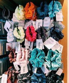 ✰ all socials ✰ //Lulu Lemon Scrunchies Scrunchies, You Are My Moon, Estilo Cool, Summer Outfits, Cute Outfits, Lulu Lemon, Soft Grunge, Hair Ties, Girly Things