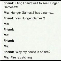 OMG its not called Hunger Games 2