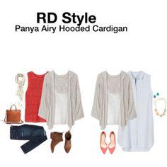 Great summer stylish hooded cardigan, love it!