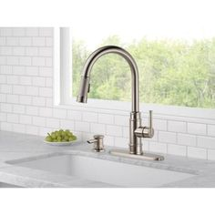 Hansgrohe Talis C Higharc Kitchen Faucet Kitchen Pinterest - Delta valdosta kitchen faucet