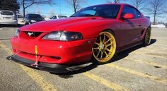 #Ford #Mustang_GT #Lowered #Modified