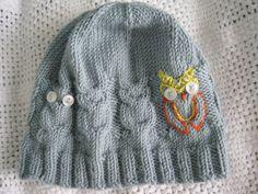 Owl hat for Khale 2
