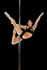 pole dance - Superman Variation