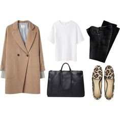"Minimal + Classic: ""."" by hollie on Polyvore"