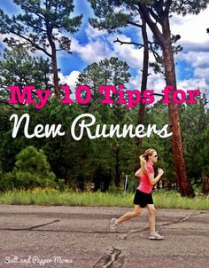My 10 Tips for New Runners