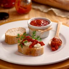 Spicy Tomato Confiture