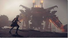 NieR: Automata Director Talks Design Philosophies Storytelling Poop & Butts - Siliconera