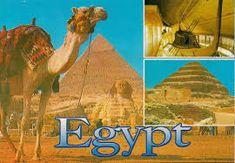 Image result for egypt postcards