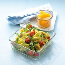 WeightWatchers.be - Weight Watchers Recepten - Bonte pastasalade