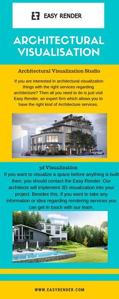 Architectural visualization has been constantly evolving since the development of computer-generated three-dimensional objects in the 3d Architectural Visualization, 3d Visualization, Architectural Elements, 3d Rendering Services, Bright Background, Visual Effects, Light And Shadow, Three Dimensional, How To Memorize Things