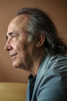 """Joan Manuel Serrat pensando en el """"mediterráneo"""" :)"""