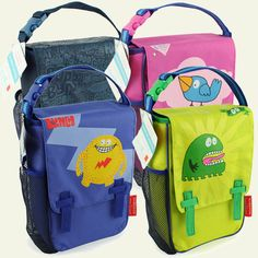 Goodbyn Arctic Zone Insulated Lunch Bag Small Bags Kids Box