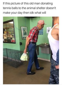 There are some good people left in this world - FunSubstance Sweet Stories, Cute Stories, Happy Stories, Human Kindness, Touching Stories, Faith In Humanity Restored, Morning Humor, Wholesome Memes, Animal Shelter