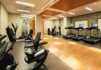 Fitness Center, workout room