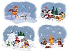 Disney Parks Blog Unboxed – Celebrating the Holidays at Disney Parks