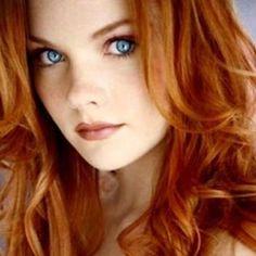 Ruiva, você já sonhou com este cabelo? | Bardot Hair Body Soul