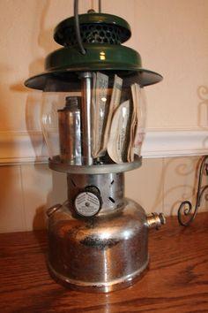Dating old coleman lanterns 2